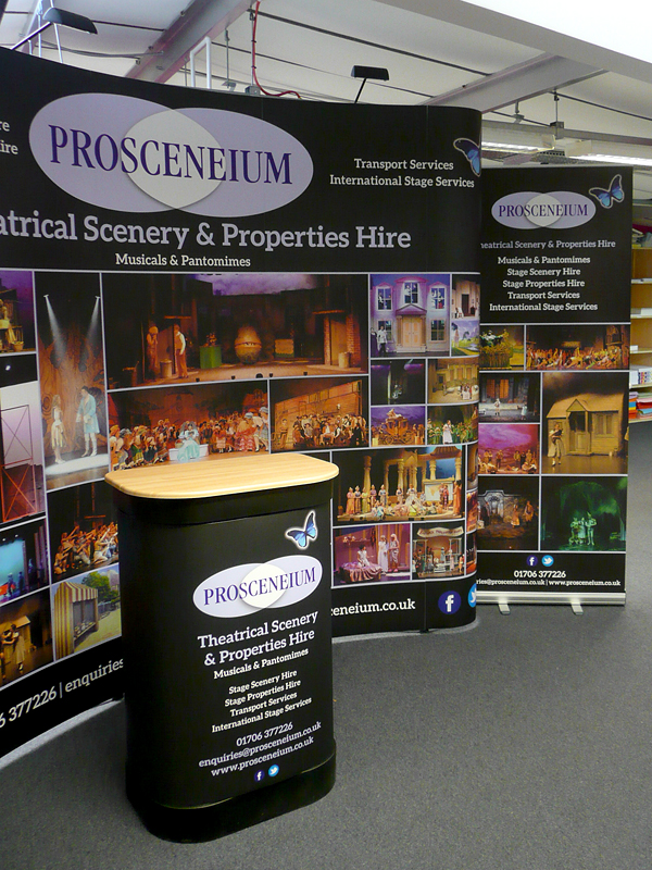 Pop Up Banners Banner Display Stands Portable Displays