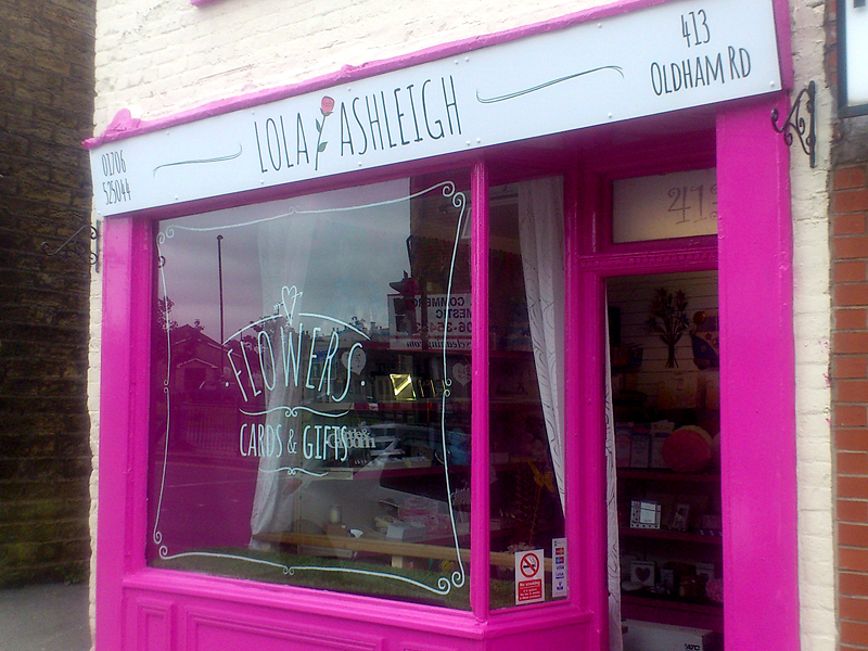 Fascia Signs Shop Fronts Impact And Rigid Signage